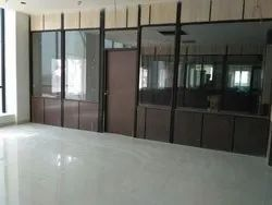 Aluminium And Glass Partitions