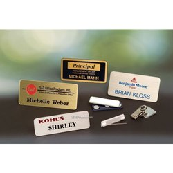 Magnet Name Badges