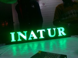 Acrylic High Glow Letter