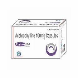 Acebrophylline 100 Mg Capsules
