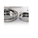 Round Baking Tray, Usage/application: Hotel/restaurant