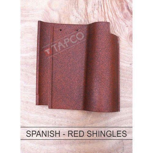 Spanish Red Shingles