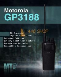 Motorola GP3188 Radio
