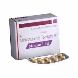 Mirtaz 15 Tablet
