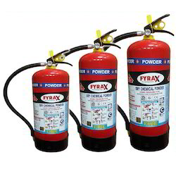 DcpType Portable Fire Extinguisher Fyrax