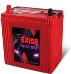 Exide Matrix Battery