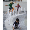 Multicolor Interactive Antique Fountain, 220-440 Vac