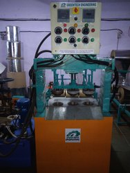 Fully Automatic Triple Die Dona Making Machine