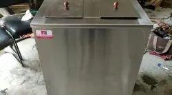 Kulfi Making Machine - 2 Tray Fixed Mould