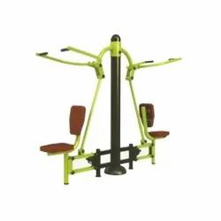 Double Sit & Pull Outdoor Gym Equipment