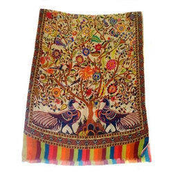 Modal Antique Printed Shawls