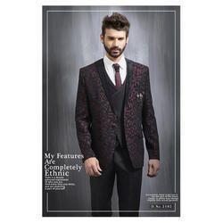 Vestirio Mens Wedding Three Piece Suit