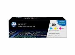HP 125A Color Laserjet Toner Cartridges
