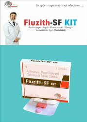 Fluconazole 150mg(1Tab) Azithromycin (1 Tab) Secnidazole 1gm (2 Tab)