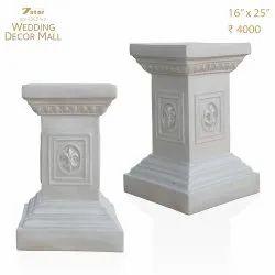PR77A Fiberglass Pillar