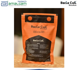 Bacta Cult Septic Tank Cleaner Microbial Culture for Odour Removal
