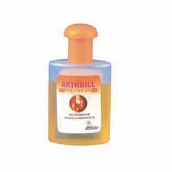 Arthril Massage Oil, Packaging Type: Bottle