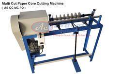 Multi Cut Paper Core Cutting Machine