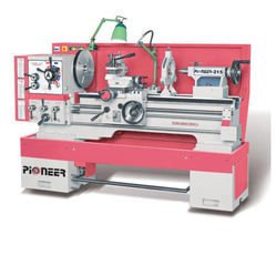 PIONEER Precision Lathe Machine, Model Number/Name: Ghl 215