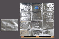 Reflective Pallet Cover