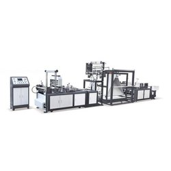 Fully Automatic Non Woven Fabrics Bag Making Machine