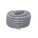 Grey PVC Corrugated Pipe