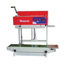 Continuous Band Sealer with N2 Gas Flushing. SS 304