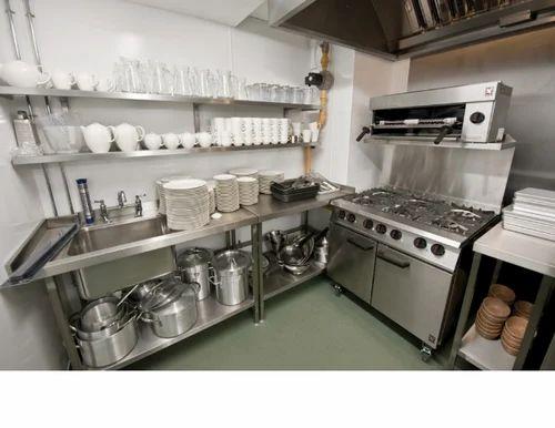 Pantry Area Kitchen Equipment
