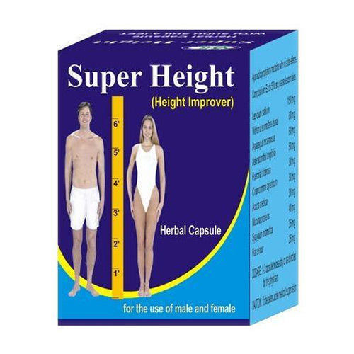 Super Height Herbal Capsule, For Personal