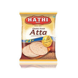 Hathi Brand Atta Packaging Pouch