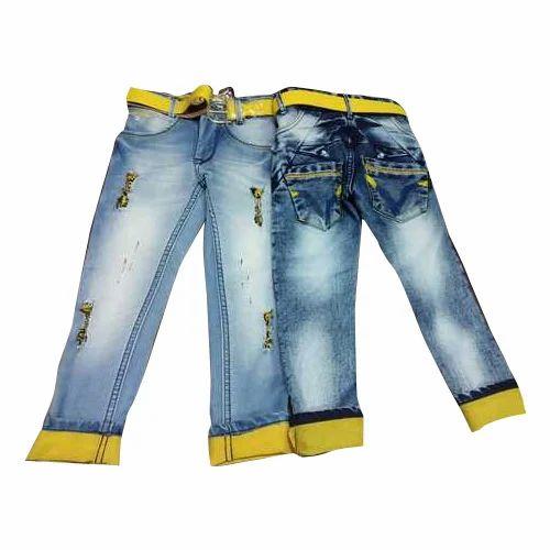 9d18c023d88c Look Up Denim Kids Boys Designer Jeans, Rs 350 /piece, M.L Clothing ...