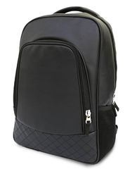 Criss Cross Full PU Backpack