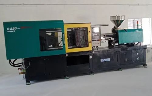 Horizontal Screw Type Injection Moulding - TS 170