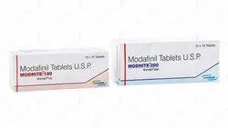 MODNITE-100/200 ( Modafinil Tablets USP)