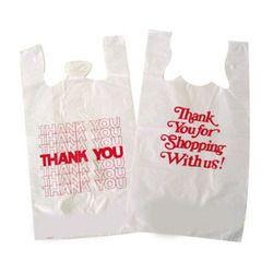 PVC Printed Plastic Bag