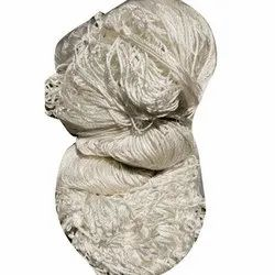 White Braided Polyester Thread