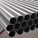 Stainless Steel Ss 304 Seamless Pipes, Shape: Round