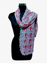 Indian Handblock Nice Floral Printed Cotton Scarve