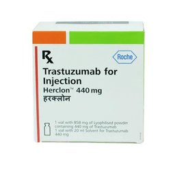 Herclon Trastuzumab  Injection  440