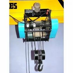 electric wire rope hoists flexible electric wire rope hoist