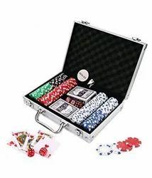 200 Coins Poker Set