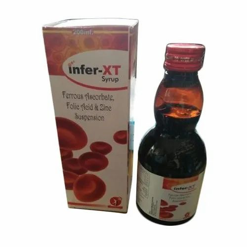 200ml Infer XT Syrup, Packaging Size: 200 Ml