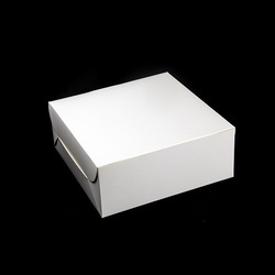 18SP 2 Kg Cake Box, Special White Eco Without Window