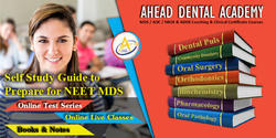 Self Study Guide To Prepare For Neet Mds
