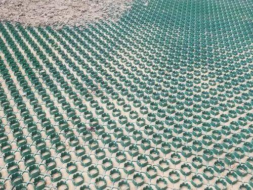 Plastic Grass Pavers