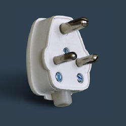 6 Amp 3 Pin Plug Top