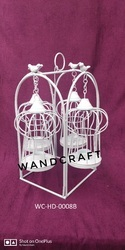 Wandcraft Exports Wedding Centerpiece Cage, Size/dimension: 13 Inch