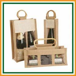 Trendy Wine Bag