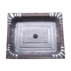 Square Paper Plate Die