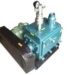 Oil Seal Vacuum Double Stage Pump